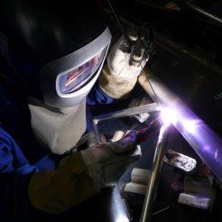 Lasopleiding TIG NIL Niveau 3 Aluminium lassen